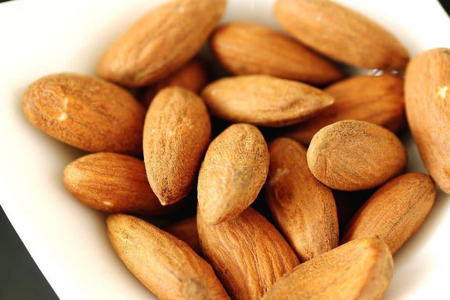 superfood almonds