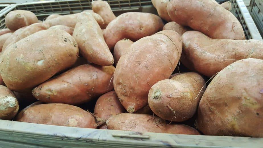 superfoods sweet potatoes