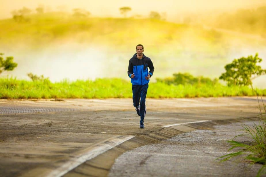 man, running, africa, road, athlete, fitness, running tips
