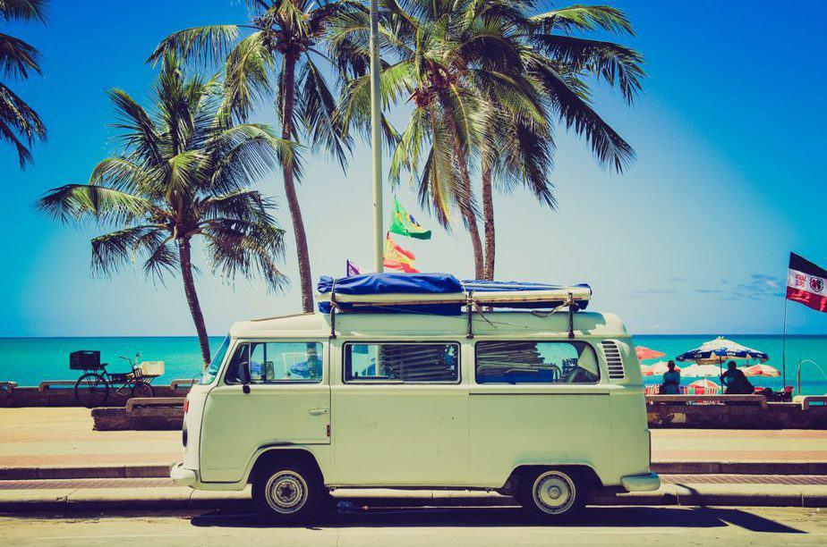 camping, beach, summer, tent, surfing