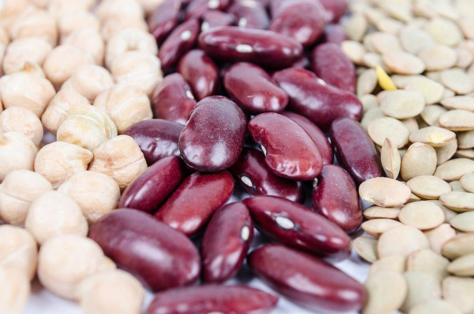 beans, protein, healthy food