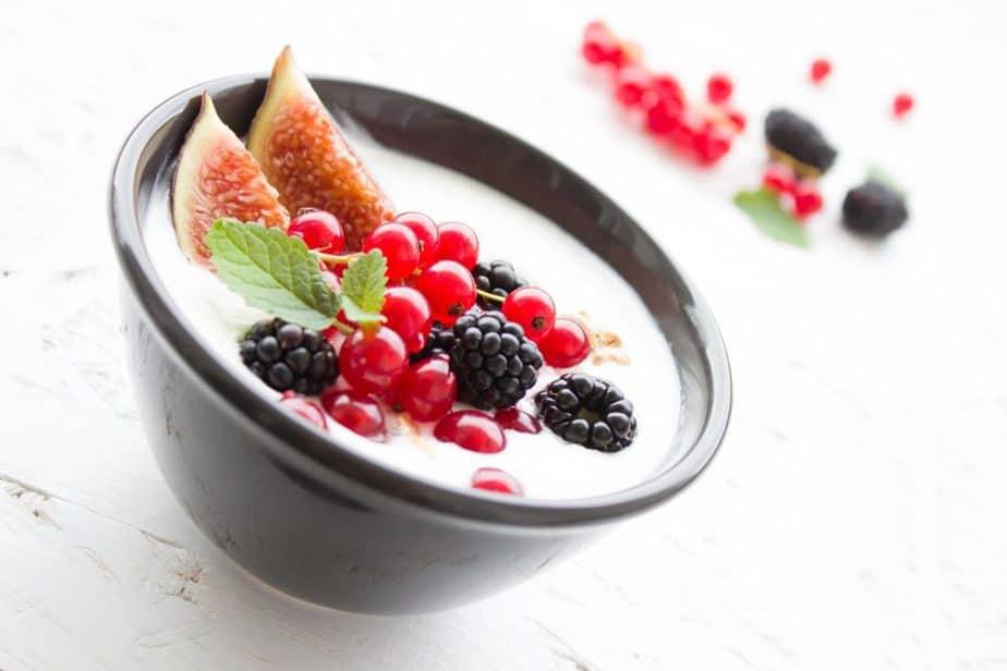 greek yogurt, protein, healthy food, fitness