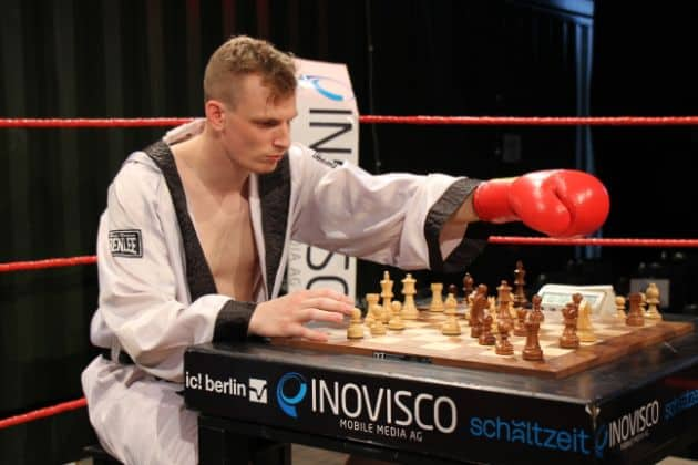 chess boxing unusual sports
