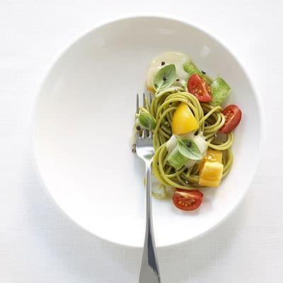 small food portion