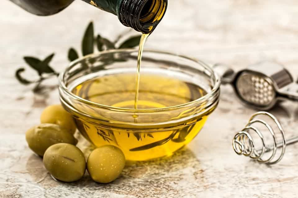 extra virgin olive oil healthy fats