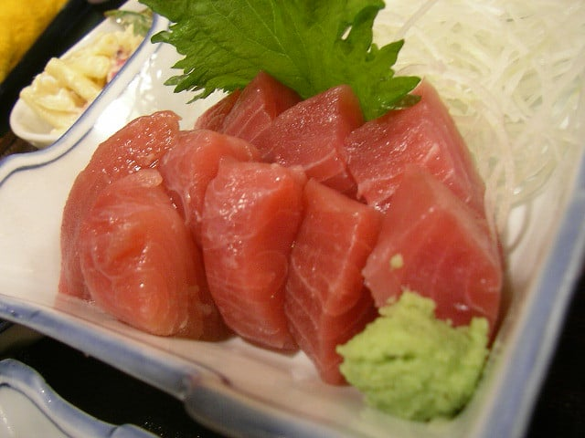fatty fish protein food
