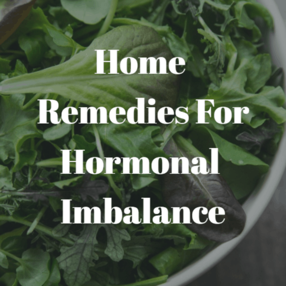 home remedies, hormonal imbalance, leafy greens