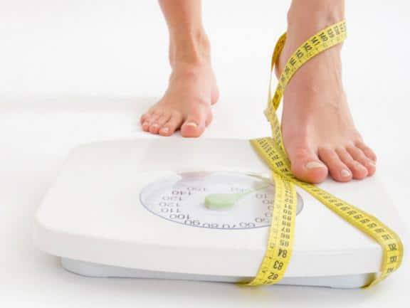 body weight measurement scale measuring tape feet
