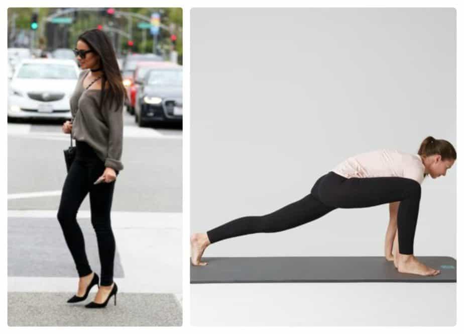 black leggings women elegant pilates yoga pants