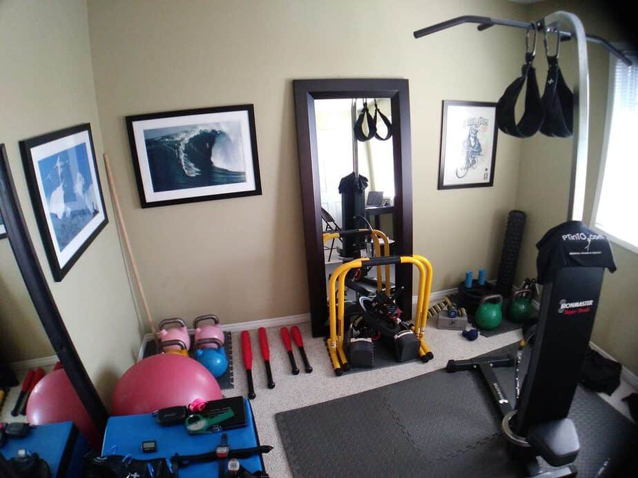 machine home gym