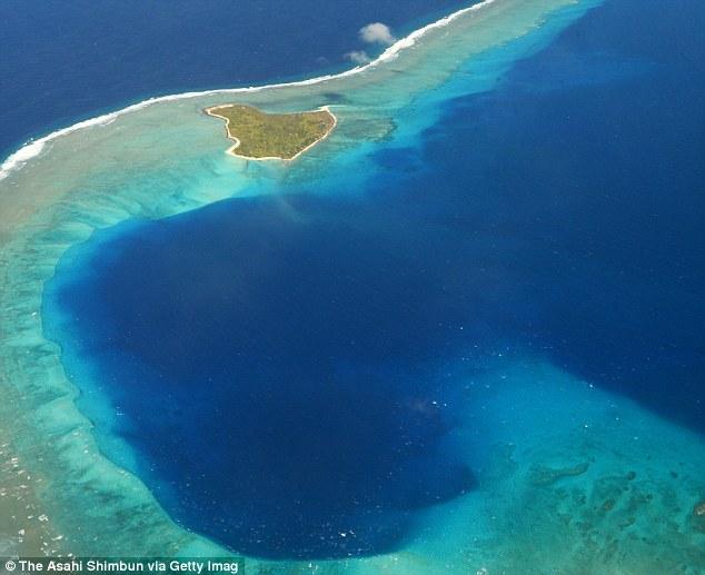 bikini atoll island nuclear bomb testing