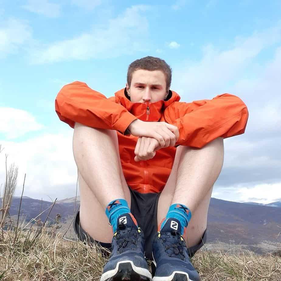 Dan Atkinson is preparing for running adventure throw the Europe