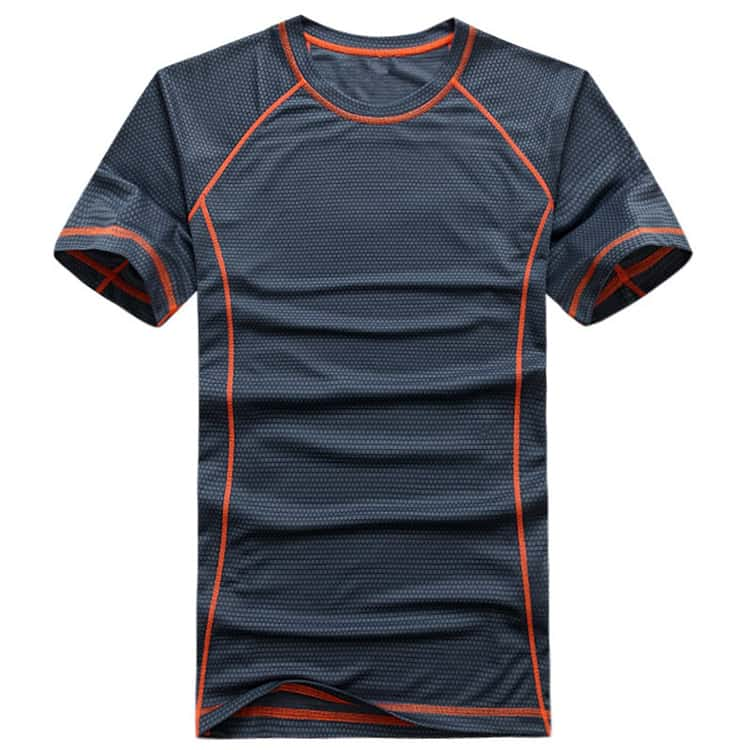 A breathable  T-shirt for workout