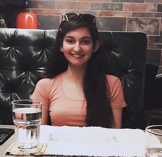 Shristi Patni guest food blogger