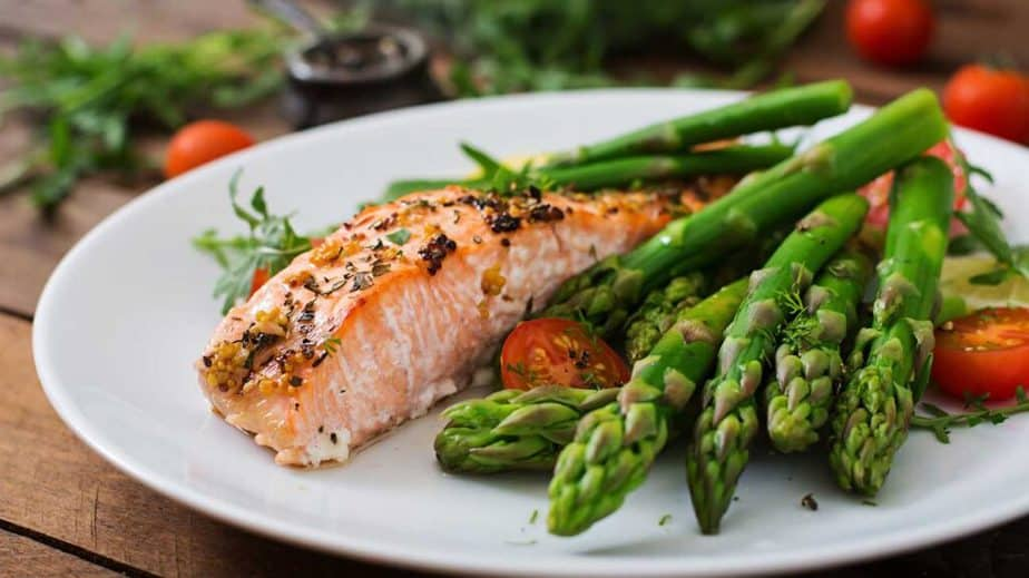 Food for reuceing insulin from your body