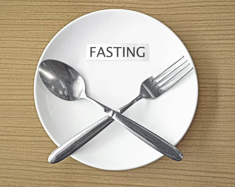 An example of medical fasting.