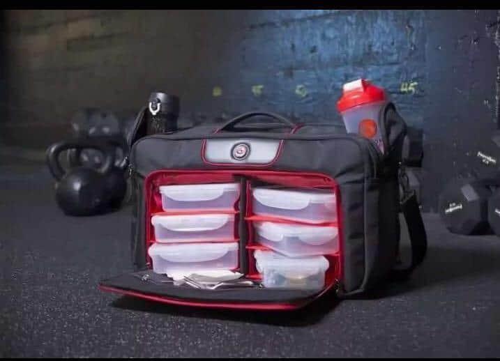Fitness equipment packing.