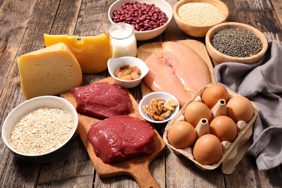 protein food for sports nutrition
