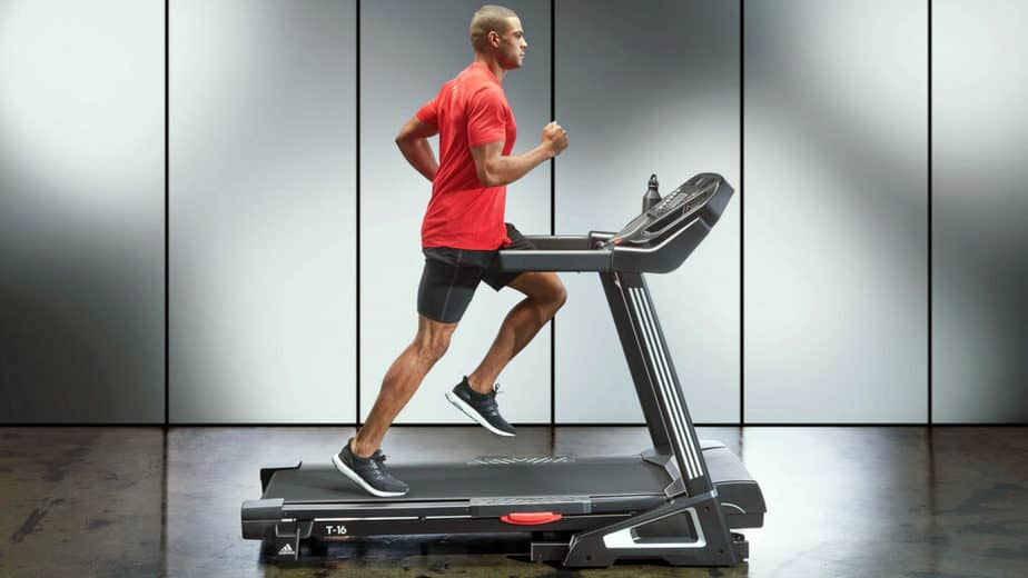 Workout on cardio machine with specified HP.