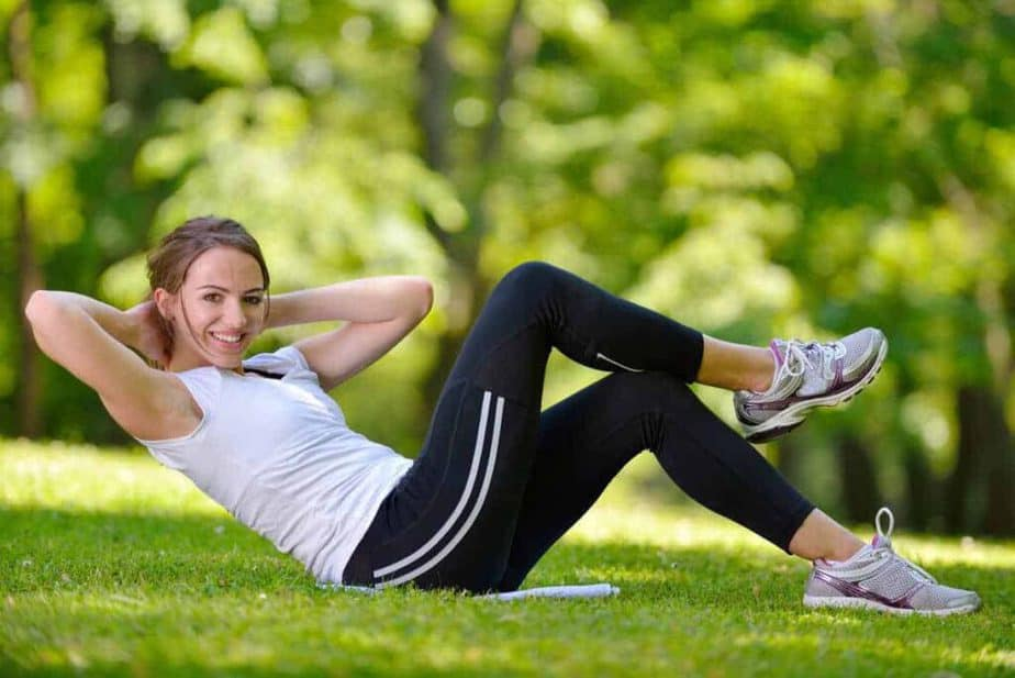 Exercise - good way to reduce weight.