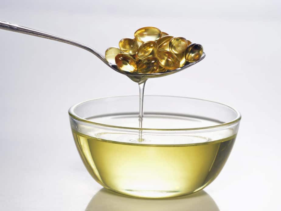 One of Interesting facts from the field of healthy living - Fish oil.