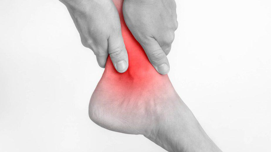 On of sports injuries : sprains and strains.