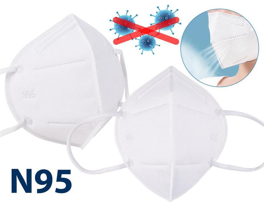 n95 mask against covid pandemic