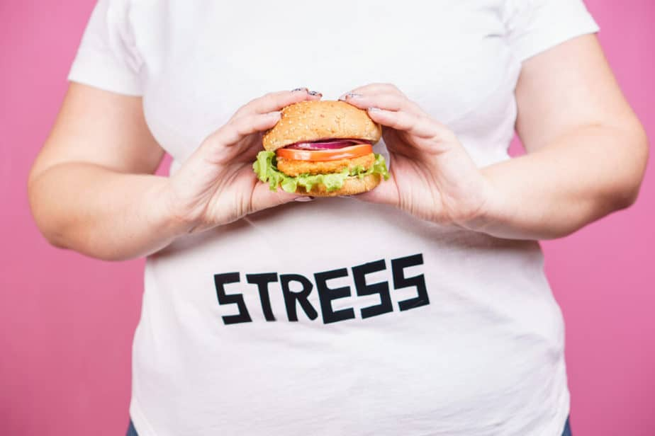 How Stress Affects Weight Loss and Weight Gain - weight gain in stress.