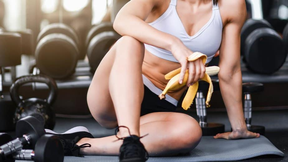 One of 10 Energy Bombs for Your Strength - Banana.