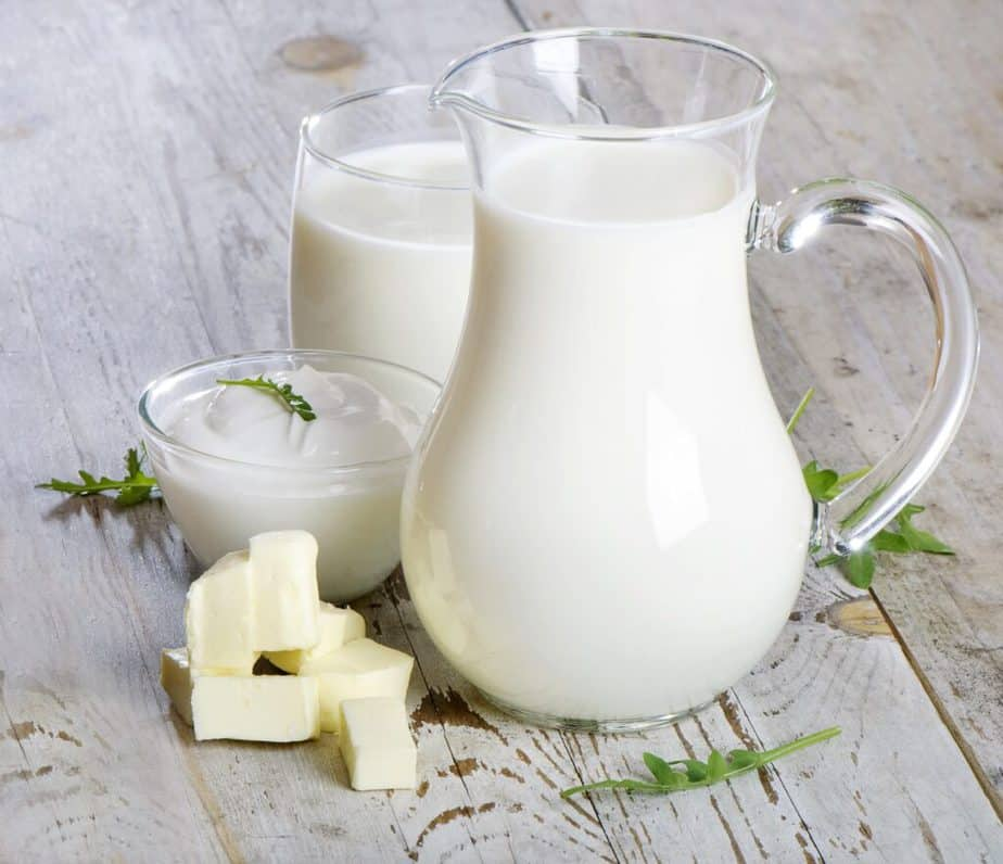 Insulin Resistance - Milk and dairy products.