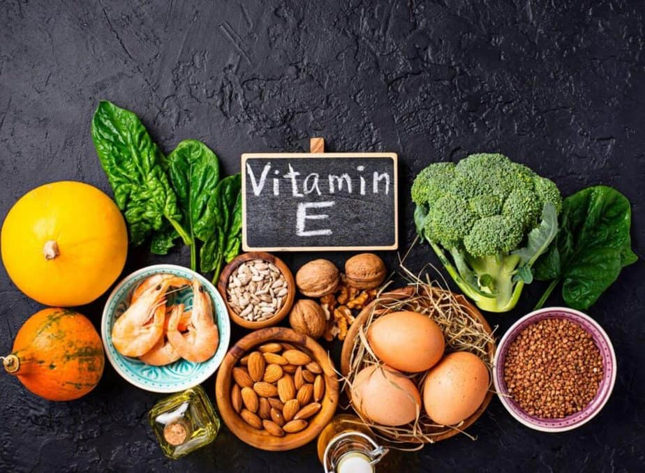 Facts about avitaminosis that will surprise you - A food rich with vitamin E.