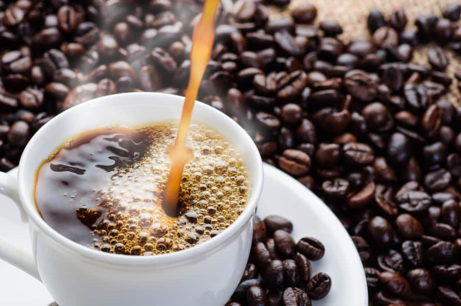 One of 10 Energy Bombs for Your Strength - Coffe