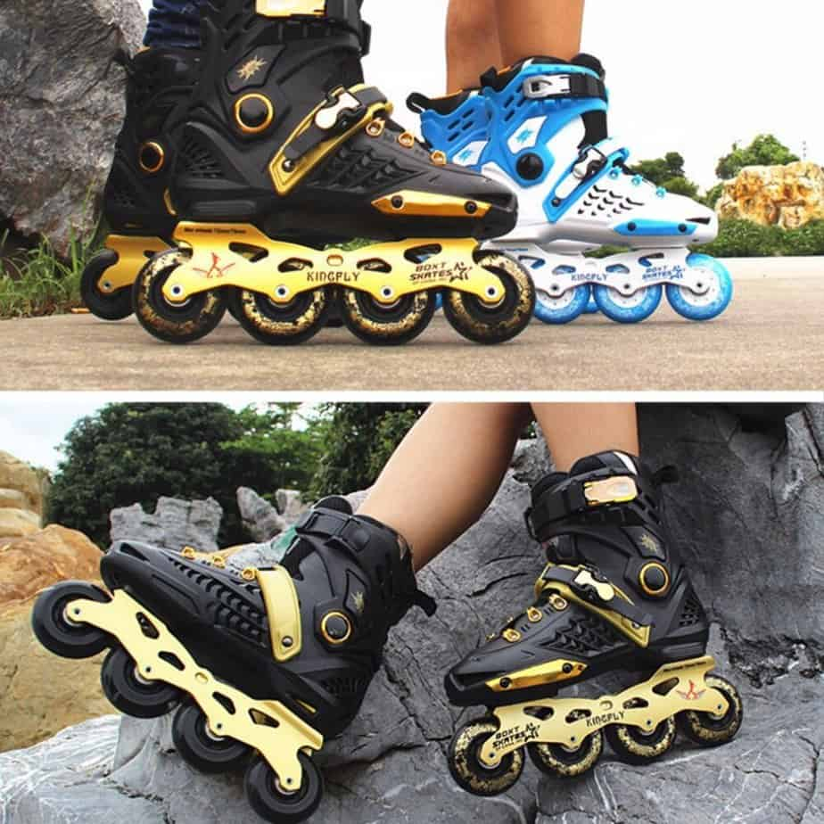 How to become more beautiful and healthier with the roller skates - a professional roller skates.