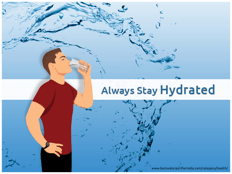 Want to Improve Your Athletic Performance - A guy is drinking water.