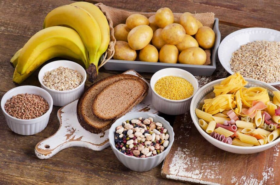 """How to """"pick up"""" abs from a plate - a food with quality carbohydrates."""
