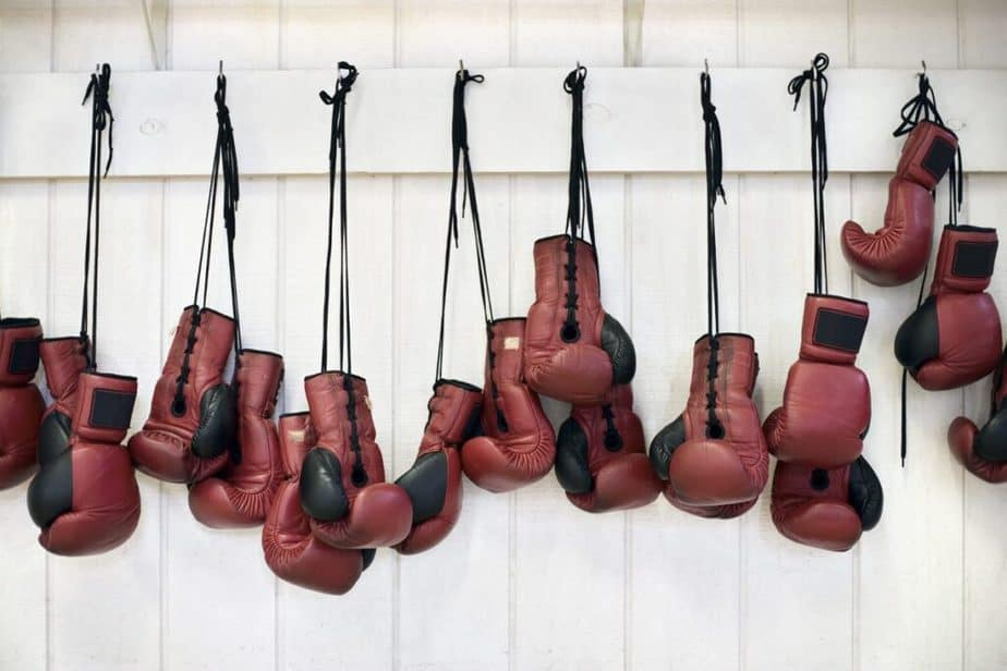 Guide on Boxing Gloves Sizes - Various sizes of Boxing Gloves.
